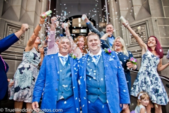 Civil partnership Wedding Photography Middlesbrough registry office