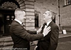 Candid Wedding Photography Crathorne Hall