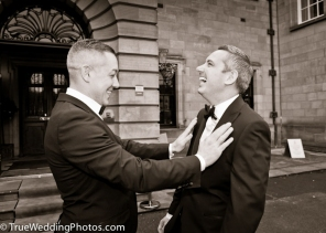 Candid Wedding Photography Crathorne Hall