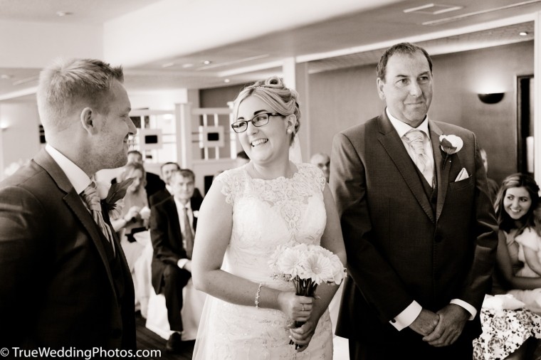 Wedding photography at The Sporting Lodge