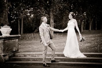 Wedding at Crathorne Hall