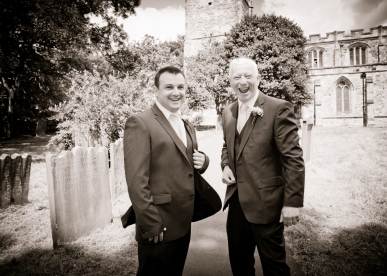 Wedding in Durham