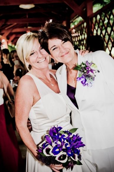 Civil partnership wedding photography