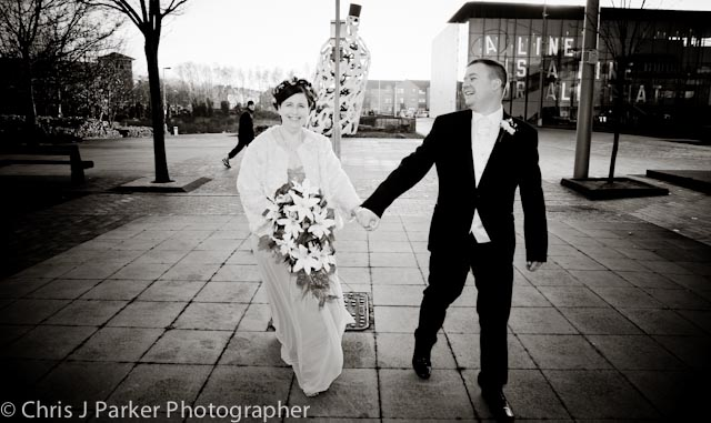Candid wedding photography in Middlesbrough