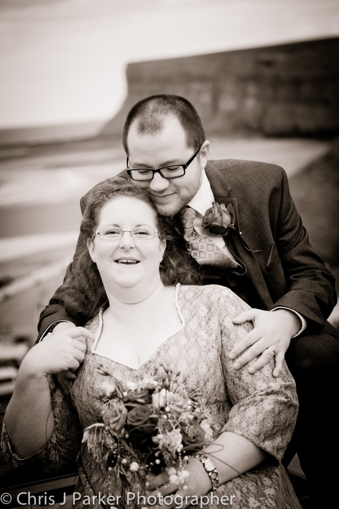 Chris J Parker Wedding Photographer